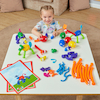 Crazy Creatures Construction Set 66pcs  small