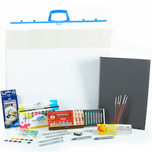 Advanced Student Art Pack C  medium