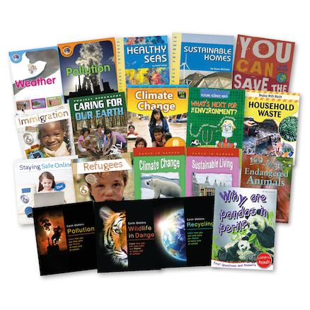 KS2 World Issues Books 20pk  large