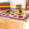 Chloe Caterpillar Indoor Rug  small