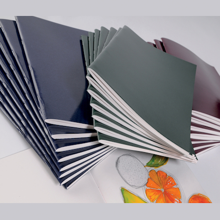 Pisces Laminated Stapled Sketchbooks A4 100gsm 36pk  large