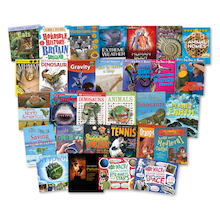 KS2 Non Fiction Library Books 30pk  medium