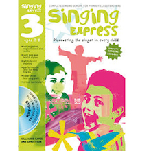 KS2 Singing Express Books  medium