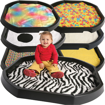 Baby Textured Mats for Active World Trays  large