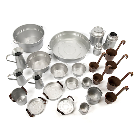 Metal Messy Play Set  large