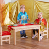 Banqueting Wooden Table \x26 Runner Set  small