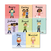 KS1 Feelings Books 8pk  small