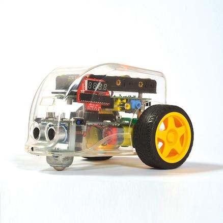 Pi2Go Raspberry Pi Floor Robot Basic Kit