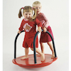 Standing Balance Round Seesaw  small