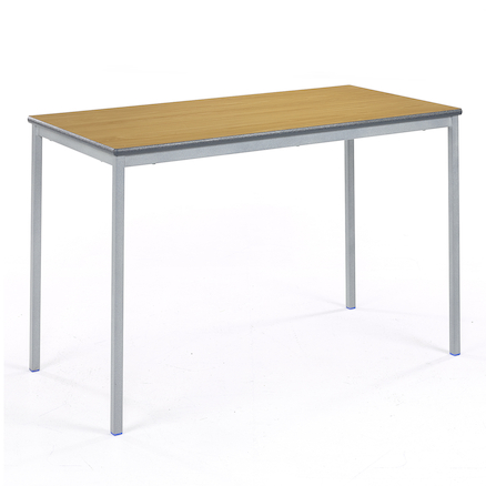 Fully Weld Rect Table 120x60xH76cm\-Beech  large