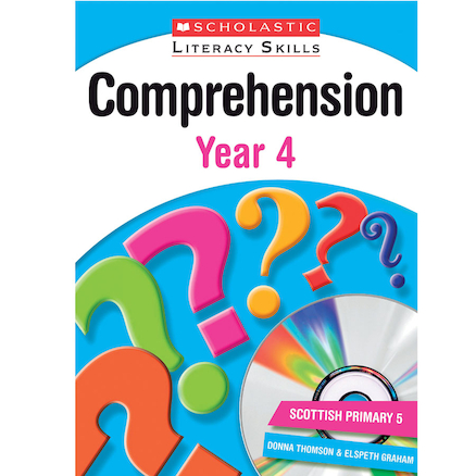 Scholastic Literacy Skills Comprehension Books  large