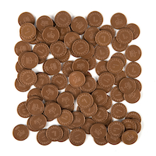 One Pence Coin 100pcs  medium