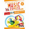Music Express Book and CD Rom Age 5\-6  small