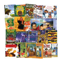 Cultures and Settings Story Books 24pk  medium