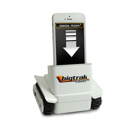 Bigtrack Rover Programmable Floor Robot  large