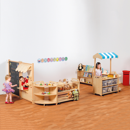 Millhouse Role Play Furniture Zone  large