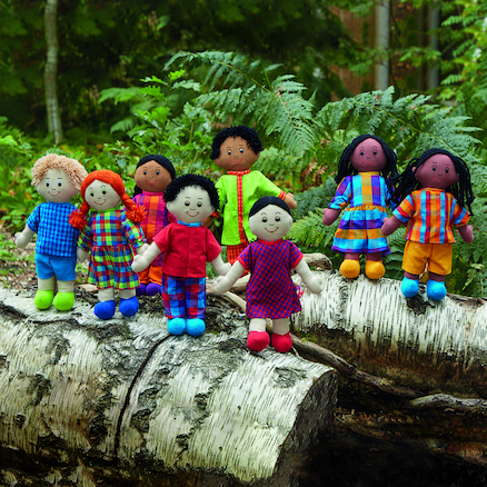 Community Cultural Diversity Dolls Multibuy  large