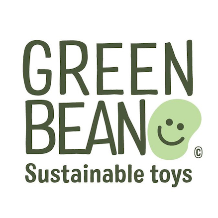 Green Bean Recycled Role Play Coffee Set 17pk  large