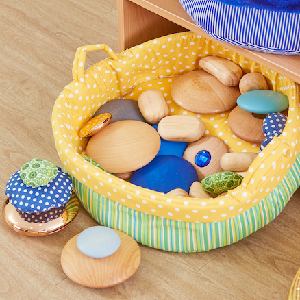 Pebble Collection Basket  large