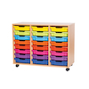 VALUE 24 Tray Storage Unit with Trays  small