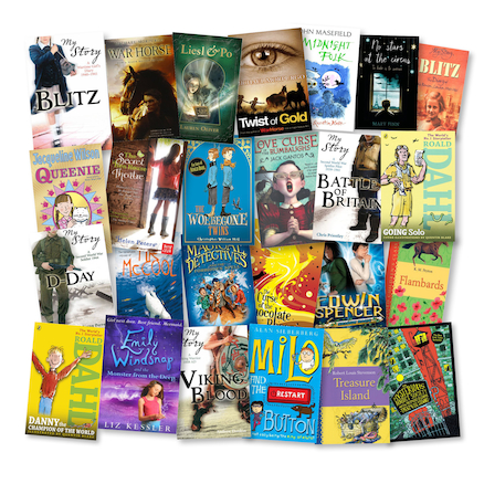 Years 1 to 6 High Achievers Books   large