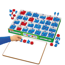 Classroom Magnetic Lowercase Letters Kit 240pcs  medium