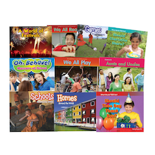 Early Years Identity and Diversity Books 10pk  medium