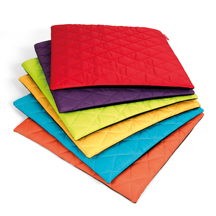 Small Outdoor Square Mats L70 x W70cm  large