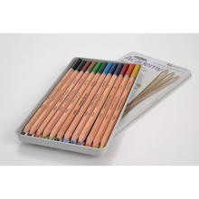Derwent Academy Watercolour Pencils 12pk  medium