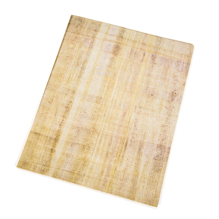 Blank Egyptian Papyrus Paper A4 10pk  large