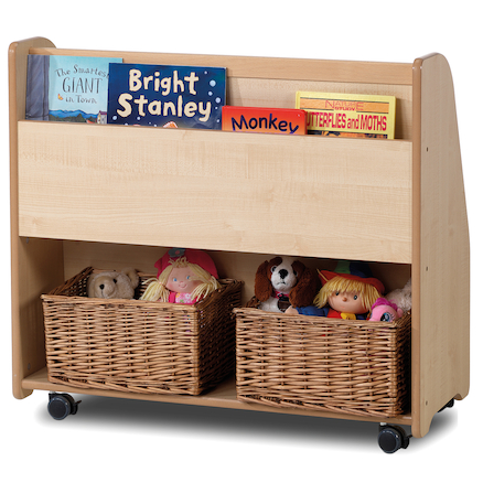 Playscapes Mobile Book Display H80 x 90cm  large