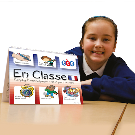Foreign Languages Vocabulary Flipbook  large