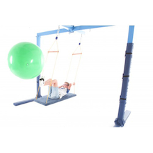 Therapeutic Suspended Platform Swing  medium