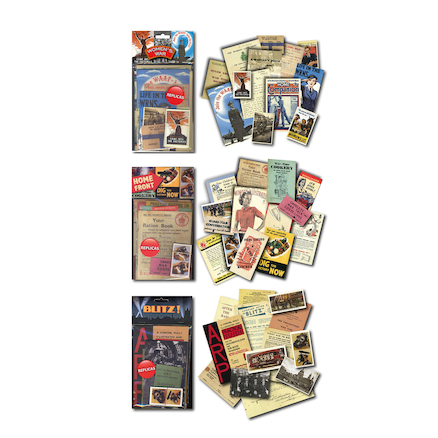 WW2 Bumper Memorabilia Pack  large