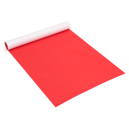 Poster Paper Frieze Rolls Rose Red 760mm x 50m  large
