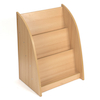 Mini Wooden Book Case  small
