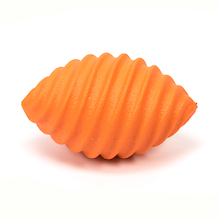 Foam Coated Spiral Twist Ball  medium