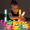 Light Up Glow Cylinders  small