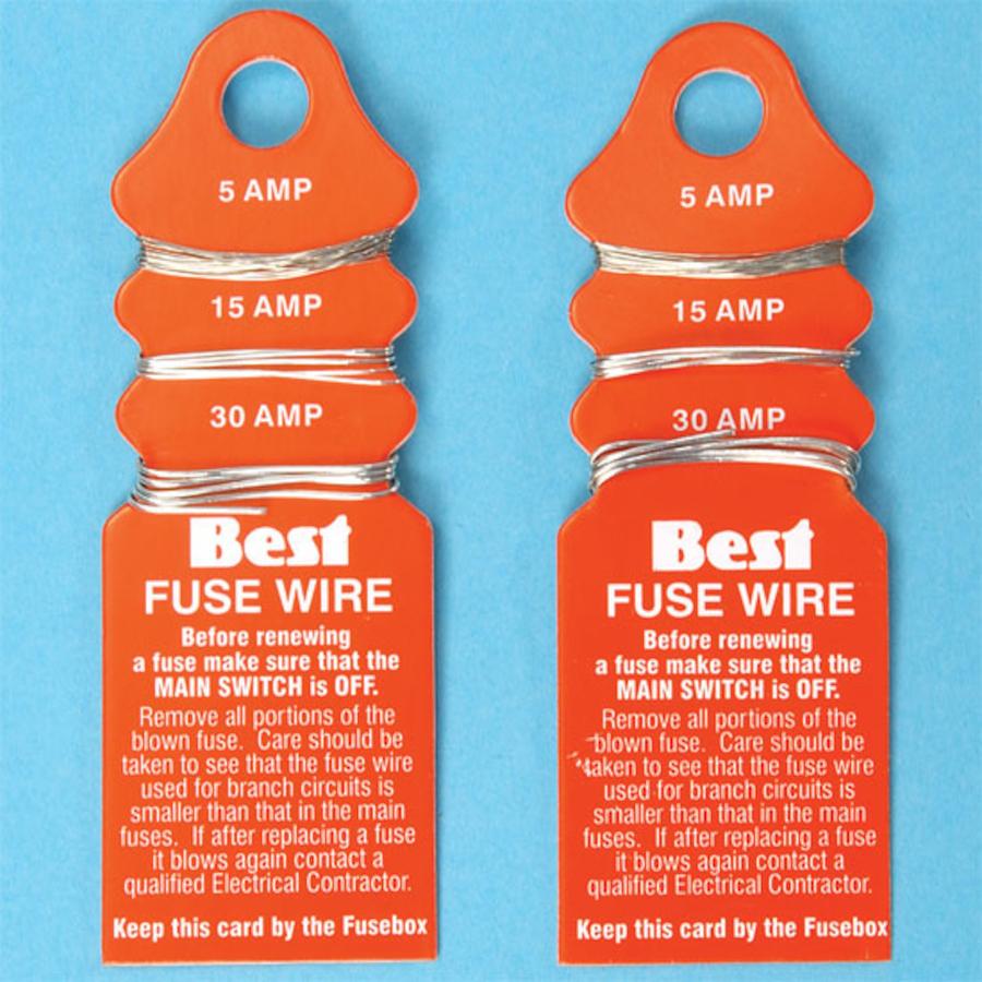 buy fuse wire tts. Black Bedroom Furniture Sets. Home Design Ideas