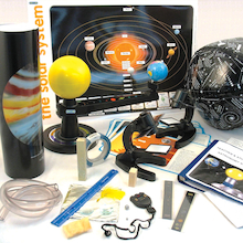Earth and Space Experiments Kit  medium