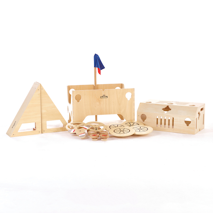 PIP Kombi Role Play Loose Parts Construction  large