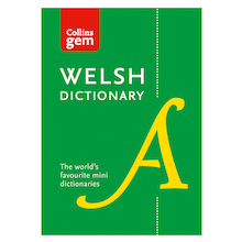 Collins Welsh Dictionary: GEM Edition  medium