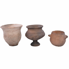 Stone Age to Iron Age Pottery 3pk  medium