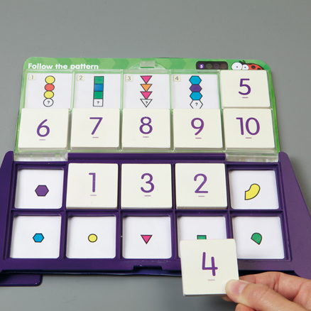 Smart Tray Literacy Activity Card Set  large