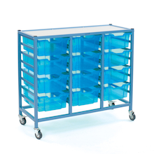 Gratnell Blue Frame Unit  medium