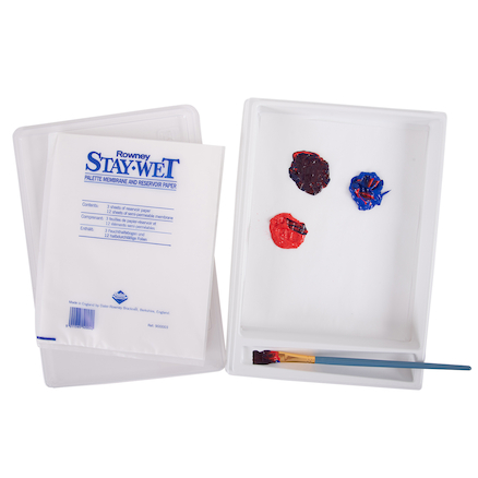 Daler Rowney Stay Wet Palette  large