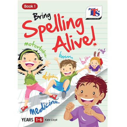 Bring Spelling Alive! Offer  large