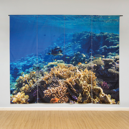 Immersive Environments Backdrops Under The Sea  large