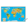 Environmental World Map A1  small