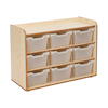 Solway Early Years Storage 9 Tray  small